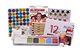 Bloody Mary Professional Super Deluxe Hollywood Face Paint Kit