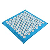 Homyl Acupressure Massage Mat Back Body Pain Tansion Relieving Yoga Seat Cushion Pad