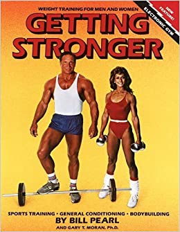 Book Getting Stronger by Bill Pearl (1986-05-03)