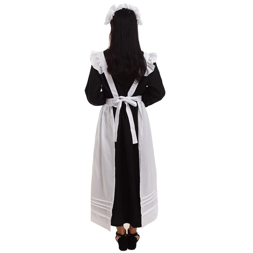 Amazon.com: GRACEART - Vestido de peregrino victoriano con ...