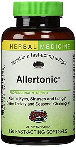 Herbs Etc. Allertonic, 120 Softgel Capsules