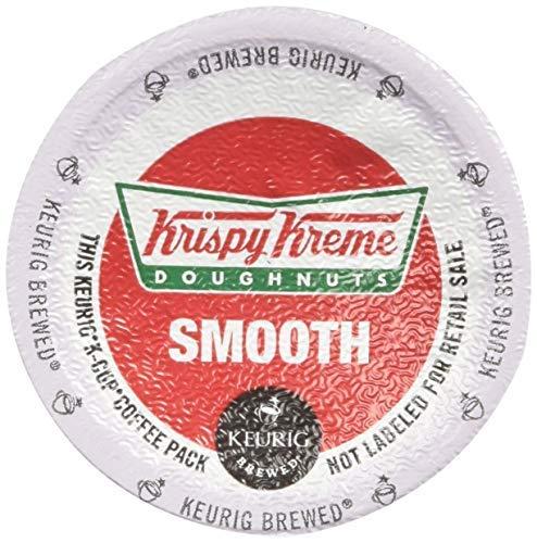 (Krispy Kreme Smooth Light Roast Coffee 48 K-Cups)