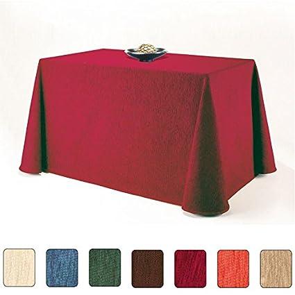 Jarrous Falda de Mesa Camilla Rectangular Modelo Santa FE, Color ...