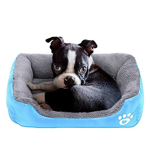Barelove Square Large Dog Bed Mattress Washable Pads Room Waterproof Bottom