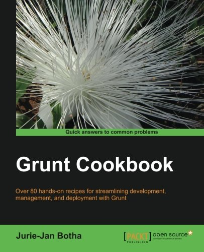 Download Grunt.js Cookbook pdf epub
