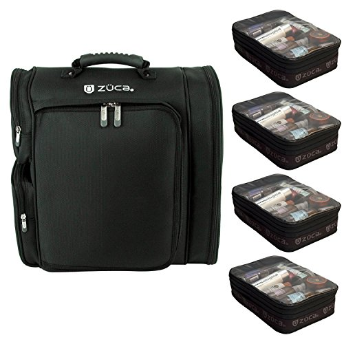(ZUCA Artist Backpack with Four Vinyl-Lined Utility Pouches)