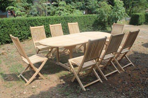 SunTeak Ergo Oval Set 159