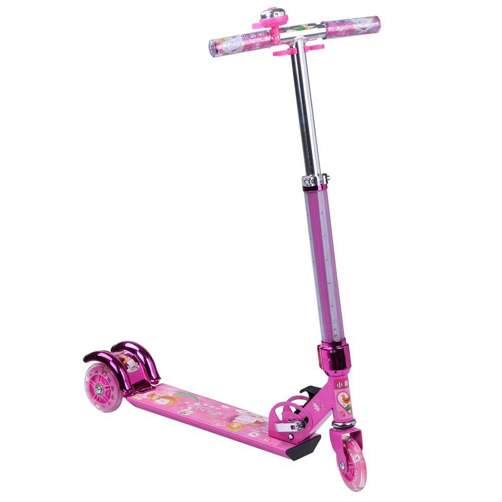 XLM� Folding Kick Scooter Adjustable Pro Scooter Xlm-6062