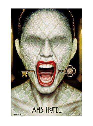 American Horror Story: Hotel Scream Poster