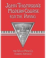 John Thompson's Modern Course for the Piano - Fifth Grade (Book Only)