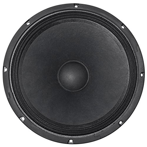 "Rockville 300 Watt 12"" Raw DJ/Pro Audio Subwoofer Sub Woofer"