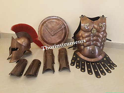 THORINSTRUMENTS (with device) Medieval King Spartan Copper 300