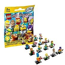 Lego Lego Minifigures The Simpson Series 2 Foil Pack