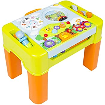 Best Choice Products Kids Learning Activity Table