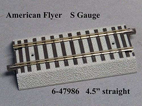 have-one-to-sell-sell-now-details-about-lionel-american-flyer-fastrack-45-straight-s-gauge-af-2-rail