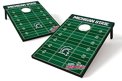 - Wild Sports NCAA College Michigan State Spartans Tailgate Toss Game