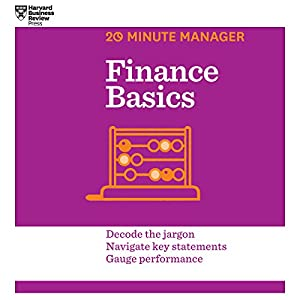 Finance Basics Hörbuch