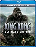 King Kong - Ultimate Edition (Blu-ray + DVD + Digital HD)