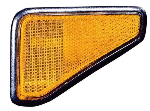 Depo 317-1414L-AS2 Honda Element Driver Side Replacement Side Marker Lamp Assembly (Honda Element Side Marker)