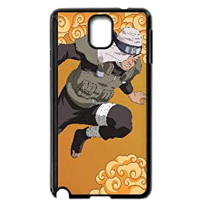 Baki Naruto Shippuden Anime3 Samsung Galaxy Note 3 Cell Phone Case Black VC144G99