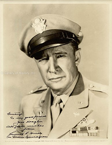 Samuel S. Hinds - Inscribed Photograph Signed
