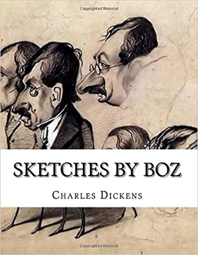 Book Sketches by Boz