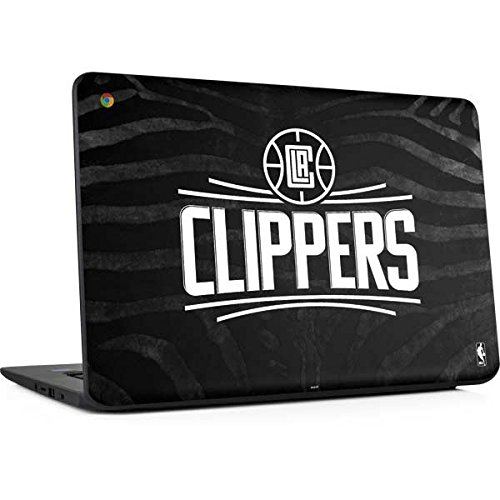 Skinit NBA Los Angeles Clippers Chromebook 14 G5 Skin - LA Clippers Animal Print Design - Ultra Thin, Lightweight Vinyl Decal Protection