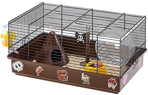 Ferplast - Jaula para roedores Pirata: Amazon.es: Productos para ...