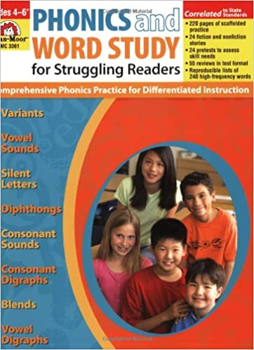 Amazon.com: Phonics and Word Study for Struggling Readers ...