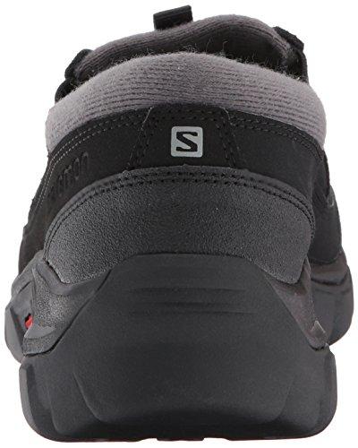Salomon Kvinners Snowclog W Snø Sneaker Svart / Svart / Magnet