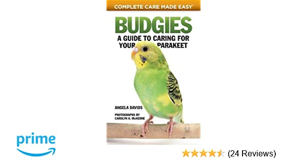 Budgies: A Guide to Caring for Your Parakeet (Complete Care