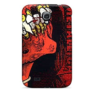 Samsung Galaxy S4 KcL13820fclI Customized High-definition Metallica Pictures Shock-Absorbing Cell-phone Hard Cover -AlainTanielian