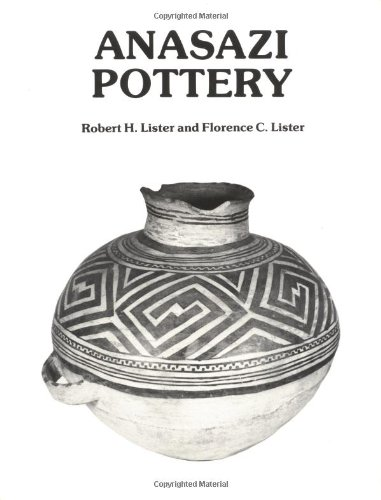 Anasazi Pottery by Brand: University of New Mexico Press (Image #1)