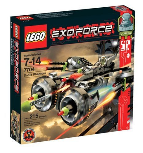 Top 9 Best LEGO Exo-Force Sets Reviews in 2020 9