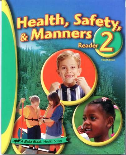 Health, Safety, & Manners Reader 2 for sale  Delivered anywhere in USA