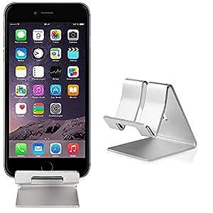 "Slabo soporte para Apple iPhone 6 Plus soporte ""aluminio"" - Plata"