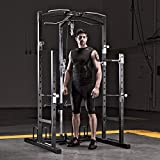 Marcy Weight Bench Cage Home Gym Review
