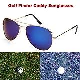 MLSJM Golf Ball Finder Eyeglasses for Men
