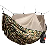 Grand Trunk Skeeter Beeter Pro Hammock, Woodland Camo