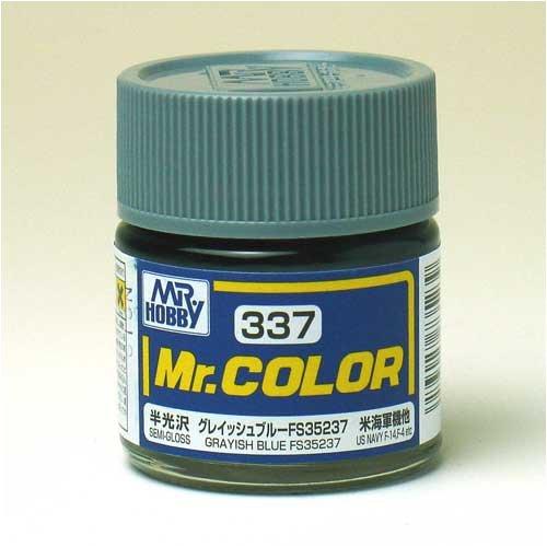 Mr.カラー C337 グレイッシュブルーFS35237