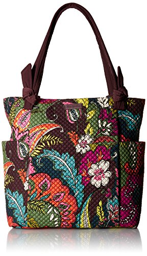 Vera Bradley Hadley Tote, Autumn Leaves