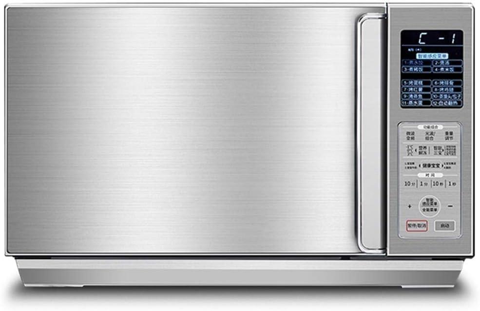 25L horno de microondas, horno de microondas con sensor inteligente, Easy Clean Interior