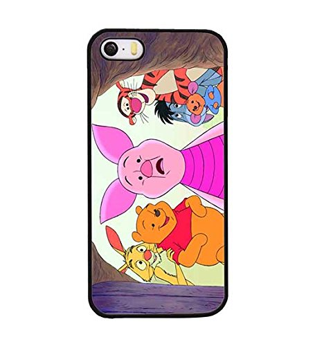 9e1d84f3963 Disney Winnie the Pooh and Piglet Iphone 5 / 5s Funda Case, Plastic  Protection Fit for Iphone 5 / 5s: Amazon.es: Electrónica