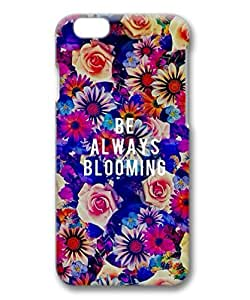 Armener Hard Protective 3D iPhone 6 Plus (5.5 inch) Case With Be Always Blooming wangjiang maoyi by lolosakes