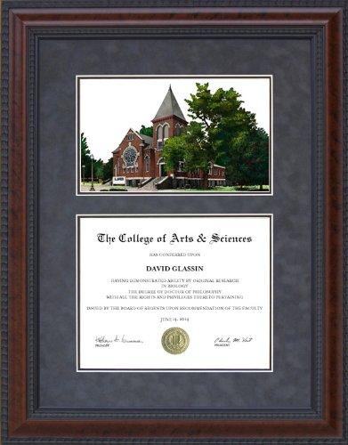Amazon.com : Diploma Frame with University of Alabama, Birmingham ...