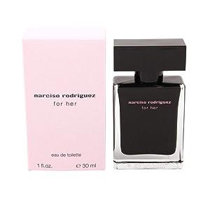 Narciso Rodriguez 2NR2703 - Agua de tocador vaporizador para mujeres, 30 ml