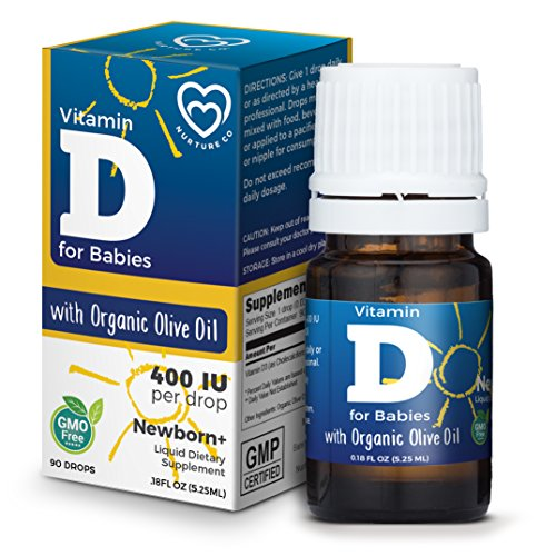 Vitamin Drops Infants Supplement Toddlers product image