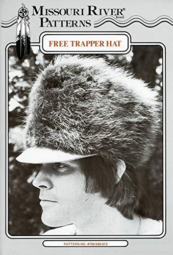 (*Fur Trapper Hat Pattern )