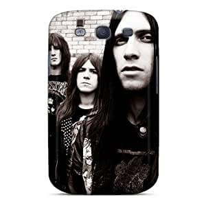 TimeaJoyce Samsung Galaxy S3 Protective Hard Phone Covers Custom Attractive Alice Cooper Band Pattern [Xmm7603rpPe]