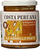 Zocalo Peru Organic Aji Amarillo Chili Paste, 8 Ounce